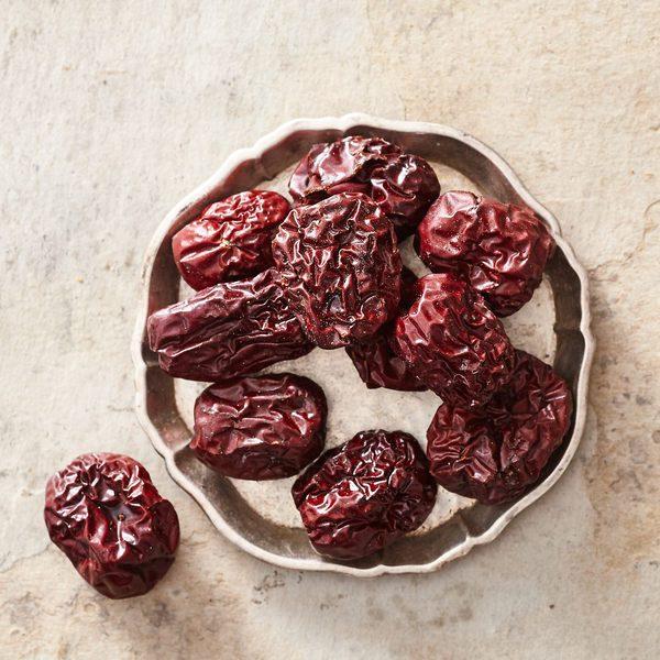 Owoc daktyla czerwonego, Głożyna pospolita - Da Zao - Fructus Zizyphi Jujubae