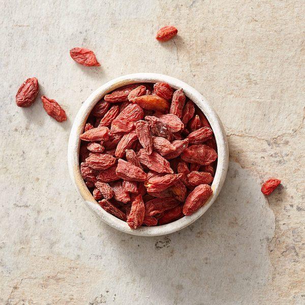 Owoc kolcowoju (Goji) - Gou Qi Zi - Frucus Lycii